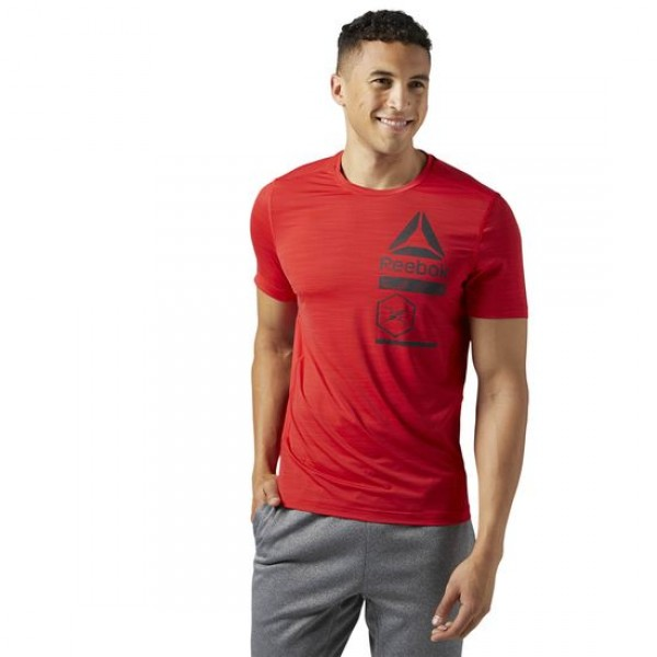 ACTIVCHILL ZONED GRAPHIC TEE