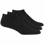 REEBOK CROSSFIT MENS INSIDE THIN SOCKS - SVARTIR
