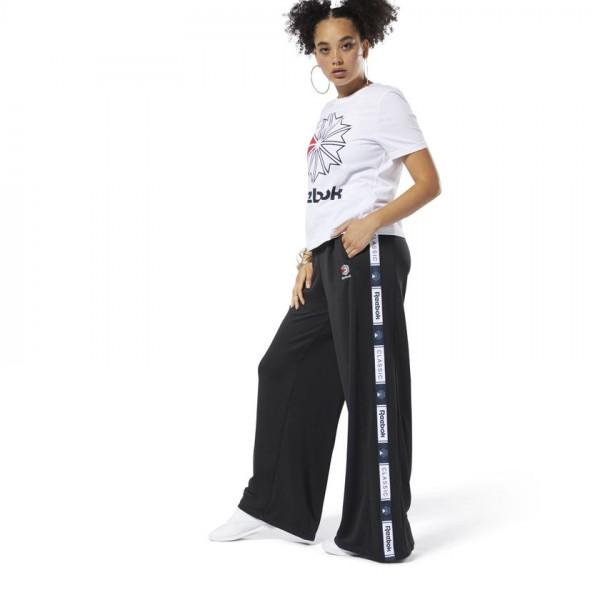 CLASSICS TRACK PANTS - SVARTAR