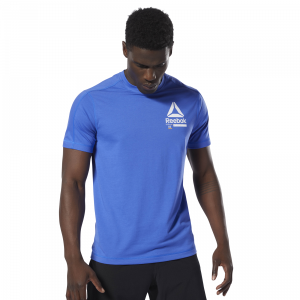 TRAINING SPEEDWICK MOVE TEE - BLÁR