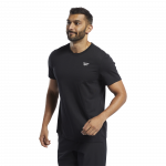 TRAINING ESSENTIALS CLASSIC TEE - SVARTUR